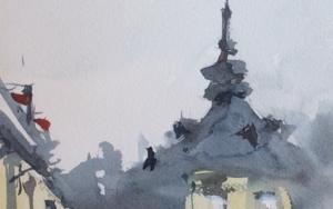 Farinelli. La Granja|PinturadeIñigo Lizarraga| Compra arte en Flecha.es