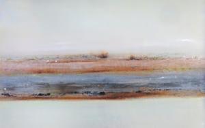 A orillas del lago|PinturadeEsther Porta| Compra arte en Flecha.es