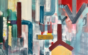 DA-SEIN X|PinturadeIraide Garitaonandia| Compra arte en Flecha.es
