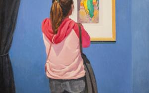 Arte VI (Henri Gabriel Ibels)|PinturadeOrrite| Compra arte en Flecha.es
