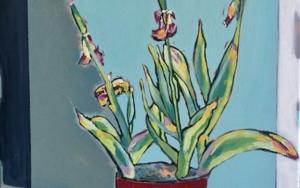 TULIPANES|PinturadeIraide Garitaonandia| Compra arte en Flecha.es