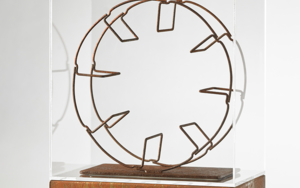 La noria|EsculturadeMaria San Martin| Compra arte en Flecha.es
