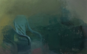 Paisaje ausente 06|PinturadeMaría Argüelles| Compra arte en Flecha.es