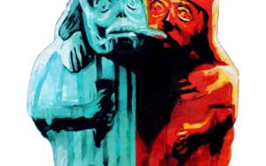 En el amor somos|PinturadeMaría Sánchez| Compra arte en Flecha.es
