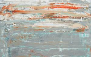 Abstracción del paisaje PinturadeSusana Sancho  Compra arte en Flecha.es