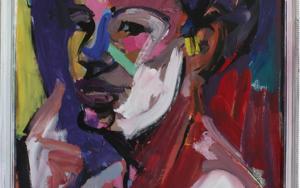 V-F-C (Acróstico italiano)|PinturadeFRANCISCO ALARCÓN| Compra arte en Flecha.es