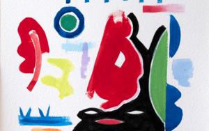 abstracción 08 2019 color y forma PinturadeMaciej Cieśla  Compra arte en Flecha.es