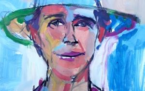 Manuela, luz interior|PinturadeFRANCISCO ALARCÓN| Compra arte en Flecha.es
