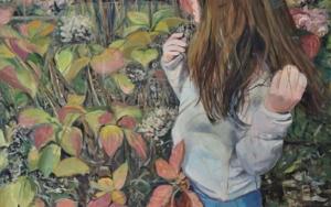 En el Jardín|PinturadeAmaya Fernández Fariza| Compra arte en Flecha.es