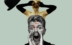 David Bowie|CollagedeGabriel Aranguren| Compra arte en Flecha.es