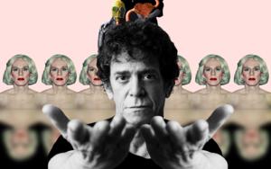 Lou Reed|CollagedeGabriel Aranguren| Compra arte en Flecha.es