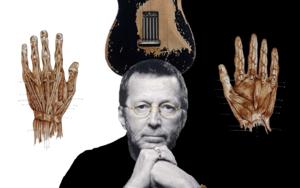 Eric Clapton|CollagedeGabriel Aranguren| Compra arte en Flecha.es