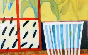 Kítrino Foínika|PinturadeAna Cano Brookbank| Compra arte en Flecha.es