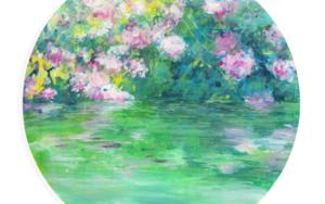 RIBERA I|PinturadeMaria Bejarano| Compra arte en Flecha.es