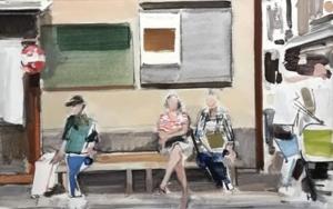 Redîsu|PinturadeSaracho| Compra arte en Flecha.es
