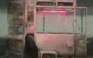 Fast food|PinturadeLeticia Gaspar| Compra arte en Flecha.es