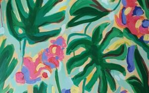 Ode to non-existent summer|PinturadePau Masana Diego| Compra arte en Flecha.es