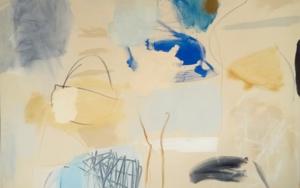 Blue Splash|PinturadeEduardo Vega de Seoane| Compra arte en Flecha.es