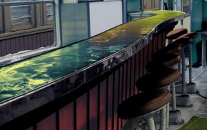 Vagón bar IV|FotografíadeLeticia Felgueroso| Compra arte en Flecha.es