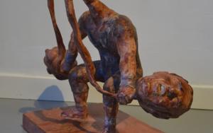 The Strongman|EsculturadeJoan Priego| Compra arte en Flecha.es