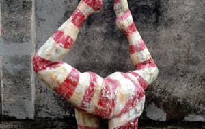 Pilates of Siam|EsculturadeJoan Priego| Compra arte en Flecha.es