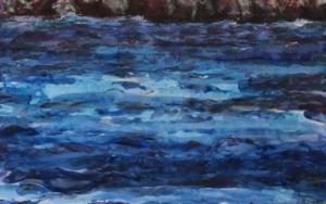 Marina|PinturadeFernando T. de la Rocha| Compra arte en Flecha.es