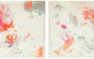 Díptico  2|PinturadeSusana Sancho| Compra arte en Flecha.es