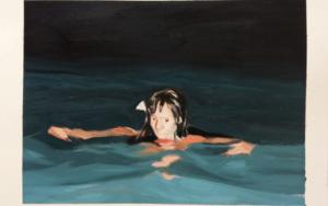 Retrato Nocturno IV|PinturadePablo Colomo| Compra arte en Flecha.es