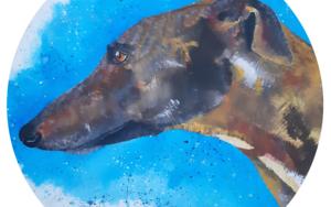 Éufrates|PinturadeAntonio  Vázquez| Compra arte en Flecha.es