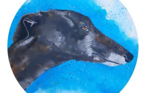 Tigris|PinturadeAntonio  Vázquez| Compra arte en Flecha.es