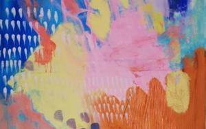 Sin título|PinturadeCecilia Sebastian| Compra arte en Flecha.es