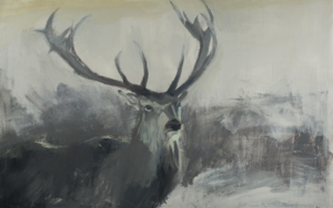 El guardián|PinturadePilar Álvarez| Compra arte en Flecha.es