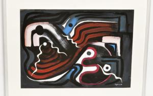 Abstracción 97|PinturadeManuel Izquierdo| Compra arte en Flecha.es