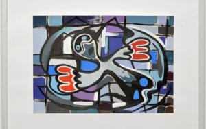 Abstracción 98|PinturadeManuel Izquierdo| Compra arte en Flecha.es