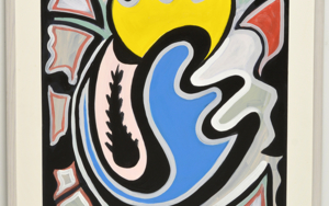 Abstracción 96|PinturadeManuel Izquierdo| Compra arte en Flecha.es