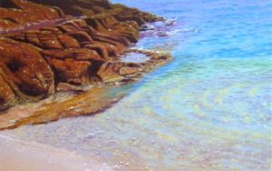 Islas Cies II|PinturadeTomás Guzmán| Compra arte en Flecha.es
