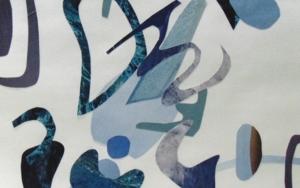 Mapografia charco CollagedeFabiana Zapata  Compra arte en Flecha.es