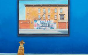 La Conversación I|PinturadeRosa Alamo| Compra arte en Flecha.es