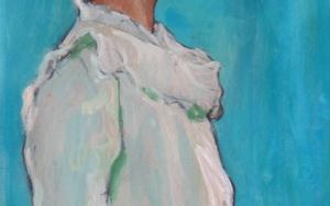 Novia|PinturadeSara Chamón| Compra arte en Flecha.es