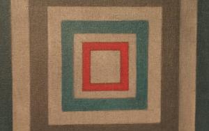 Cromatismo geométrico III|PinturadeVerónica B. Loring| Compra arte en Flecha.es