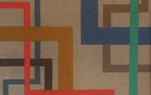 Cromatismo geométrico V|PinturadeVerónica B. Loring| Compra arte en Flecha.es