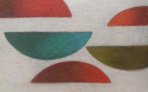 Cromatismo geométrico VII|PinturadeVerónica B. Loring| Compra arte en Flecha.es