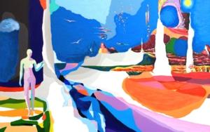 Seremos brillantes.|PinturadeALEJOS| Compra arte en Flecha.es