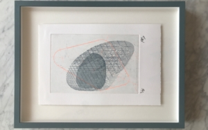 Fuzzy Fabric|Obra gráficadeBianco Ximena| Compra arte en Flecha.es