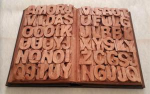 """Homenaje a la imprenta""|Esculturadealfonso aguado ortuño| Compra arte en Flecha.es"