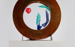 La Pausada Belleza del Movimiento Acuático, OX. I|EsculturadeVioleta Maya McGuire| Compra arte en Flecha.es