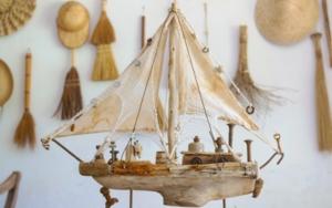 Barco William Young|EsculturadeEma Young| Compra arte en Flecha.es