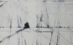 """CIELO AZUL""|PinturadeLaura Valcárcel| Compra arte en Flecha.es"