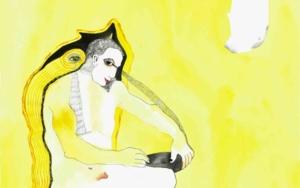 Chorar o escrito|DibujodeReme Remedios| Compra arte en Flecha.es
