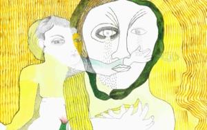 Chorar a fonte da serpe DibujodeReme Remedios  Compra arte en Flecha.es